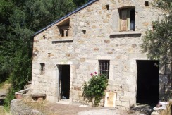 stone country house for sale