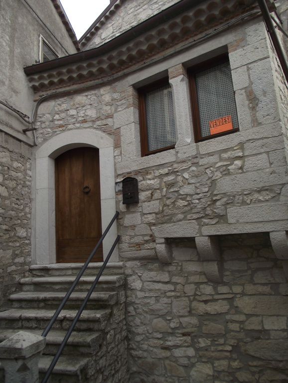 Stone town house with three bedrooms Cercemaggiore Molise Casa Gelso