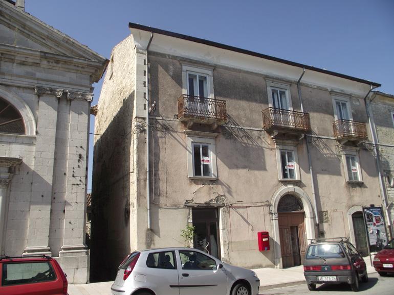House to buy in Molise – Palazzo di Nonno, Montagano