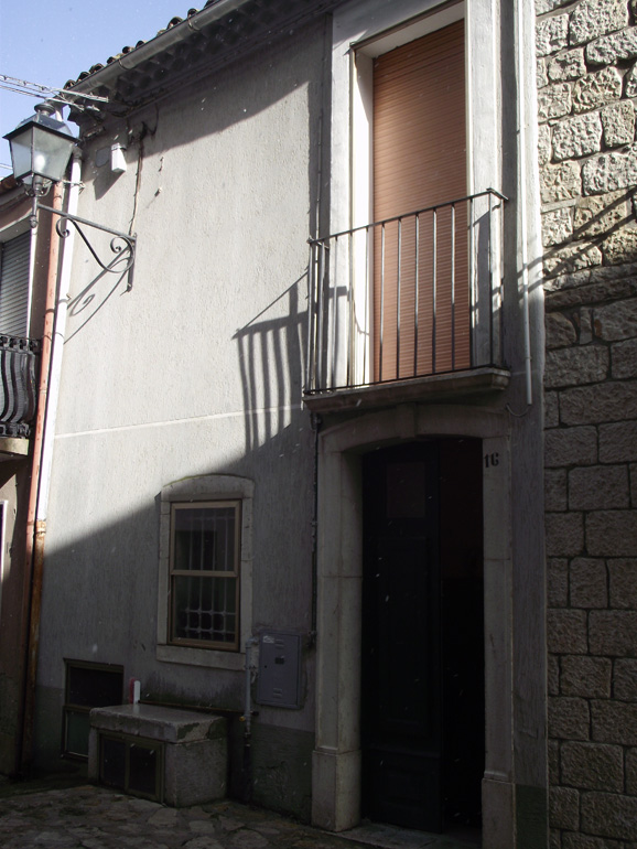 House for sale in Italy Molise, Castelbottaccio (Listorti)