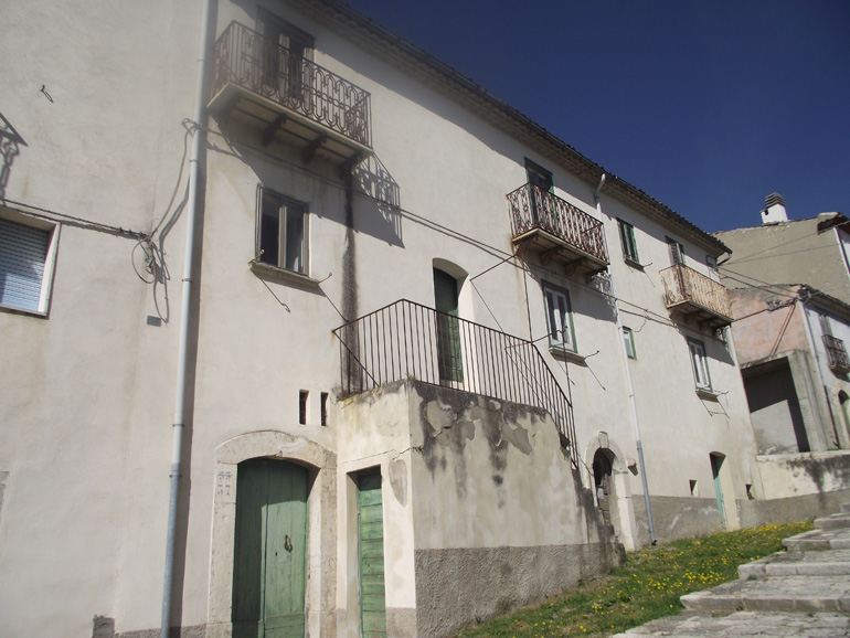 Italian Home to Buy Casa Ambretta, Limosano