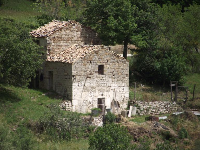 Stone country House Casolare Agave, Castelbottaccio
