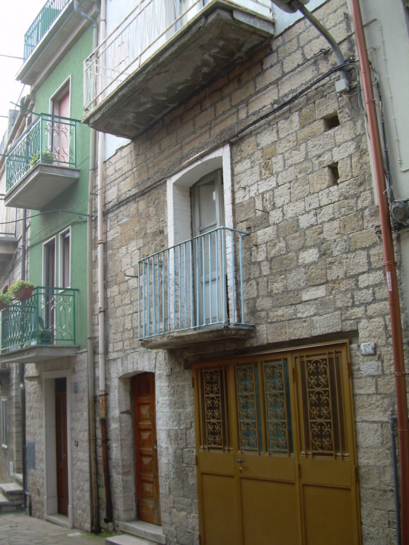 Italian House for sale Casa Cristallo, Guardialfiera