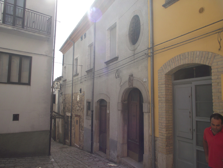 Town House for sale in Italy Palazzo Tribunale, Sant'Elia a Pianisi