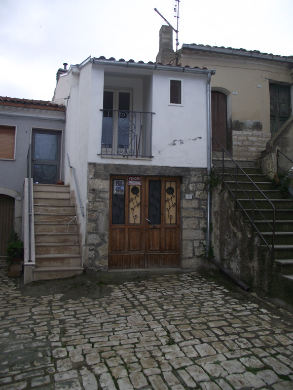 Italian Town House for sale Casa Fanciullo, Macchia Valfortore