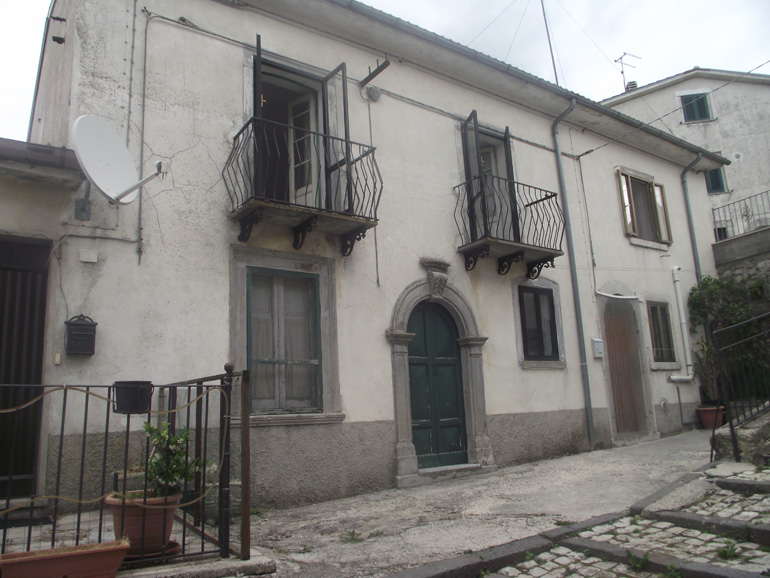 Town House for Sale Casa dell'Angelo, Vastogirardi