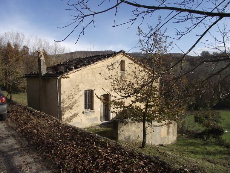 Traditional country house with fenced land Casolare Dolando, Vinchiaturo