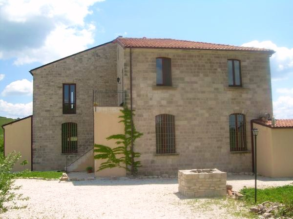 Stone country home fully restored and furnished-Morrone del Sannio-Molisana