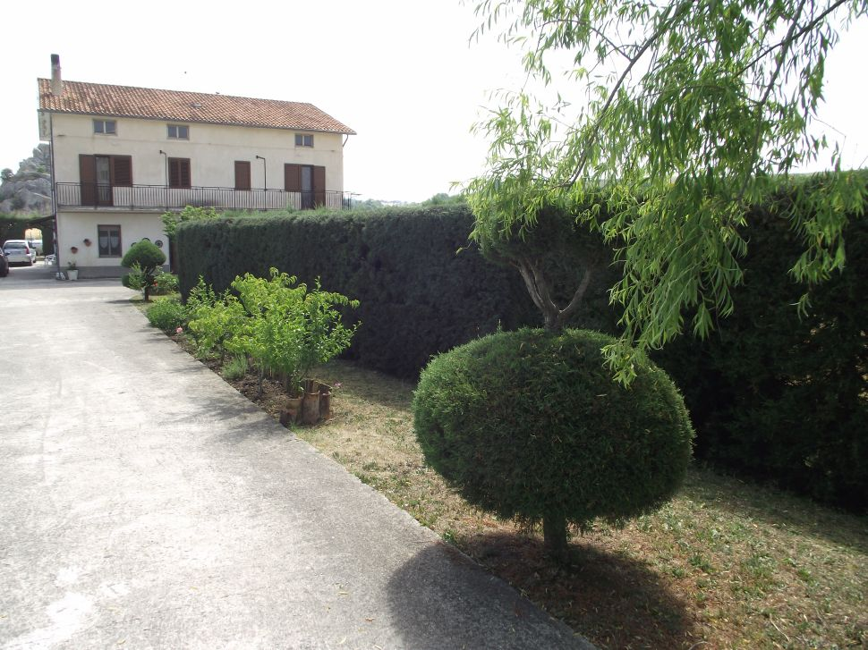 Villa for sale in Molise surrounded by 3 hectares of land-Salcito-Morgia