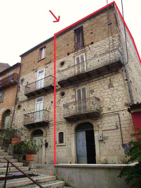 Stone house for sale in Italy- Gildone Maria