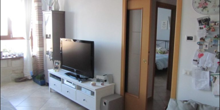 restored apartment