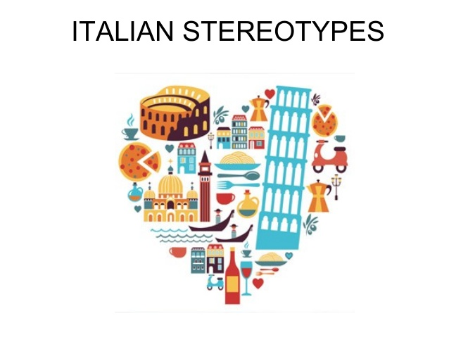 italian stereotypes 2 essay Example 2 stereotypes are everywhere: the reserved british, the disorganised  italians, the shopping-obsessed japanese this essay will talk about these.