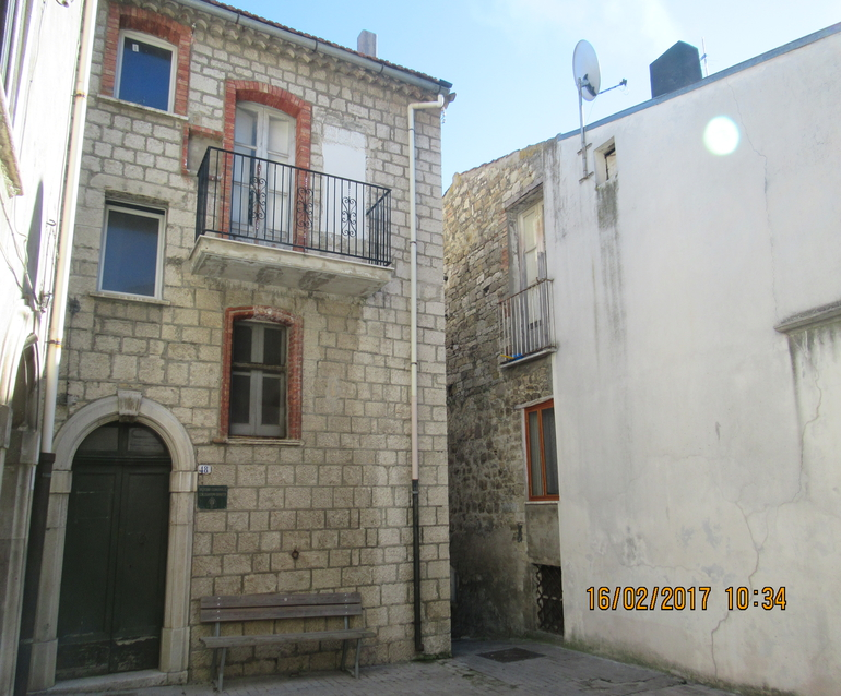 House in Molise for sale with dependance Rino