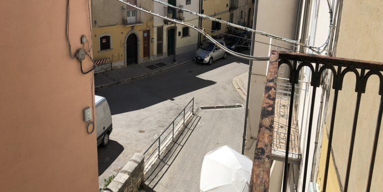 vista balcone- view from the balcony